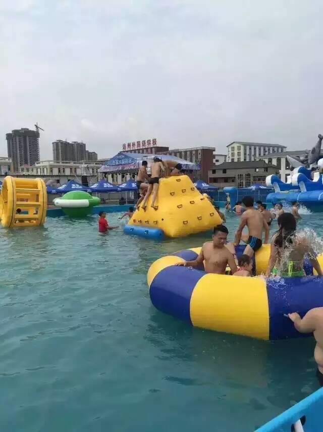 南平水上乐园水上冲关活动方案