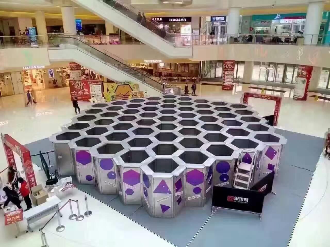 宿州现货蜂巢迷宫出售