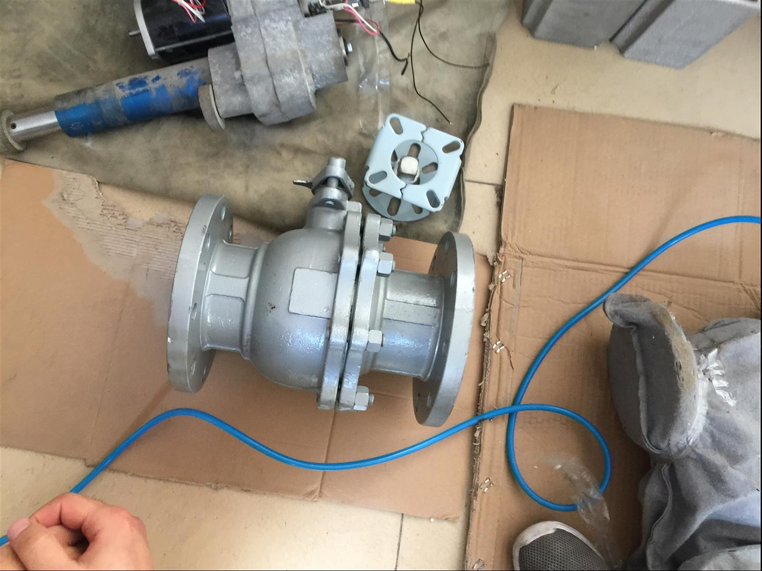 海东电动执行器