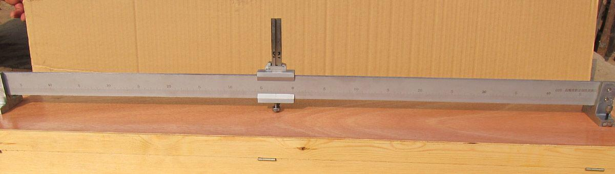 阿坝钢轨直度测量尺
