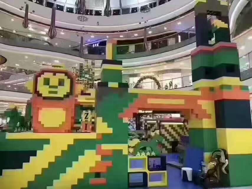 扬州积木王国乐园出租