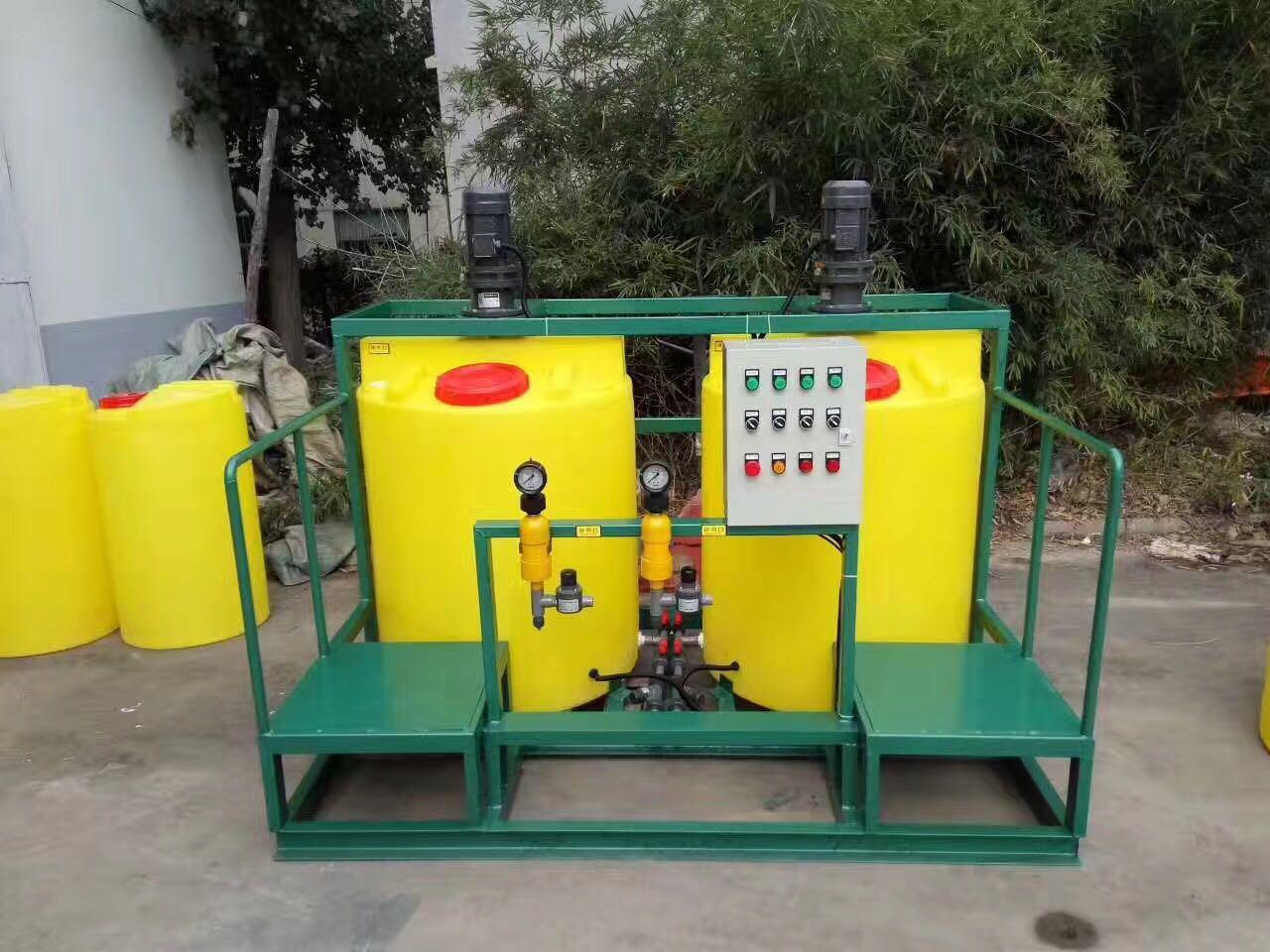 嘉兴除磷剂加药装置厂