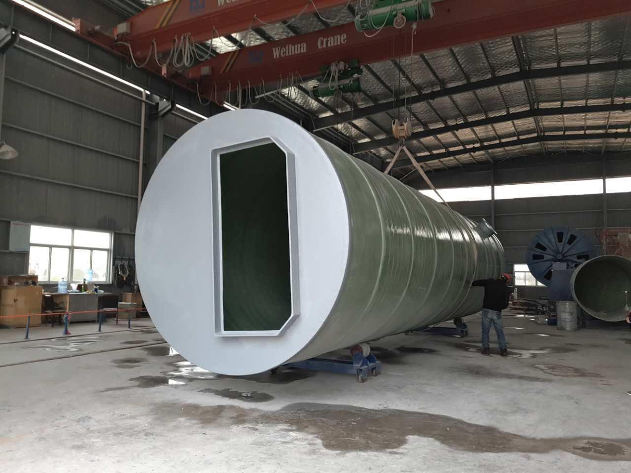 商丘一体化预制泵站加工 可按需求定制