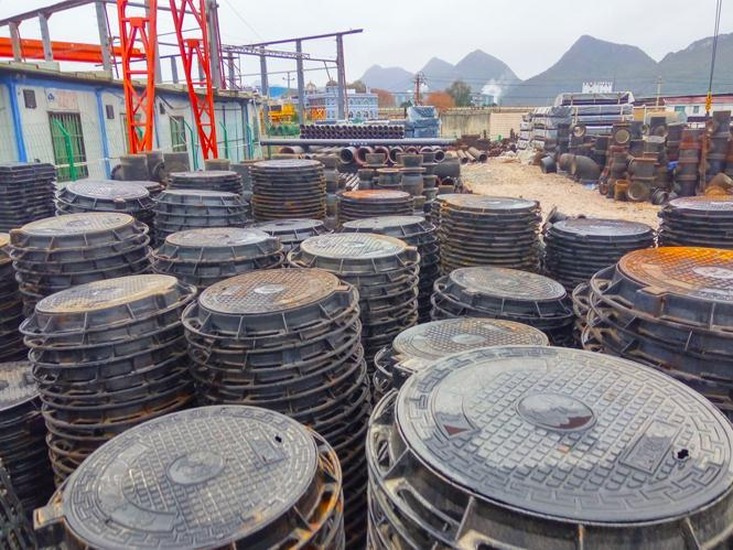 德阳球墨铸铁井盖生产厂家
