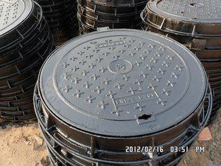 内江球墨铸铁井盖供应商