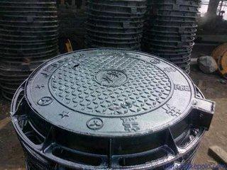 贵州球墨铸铁井盖