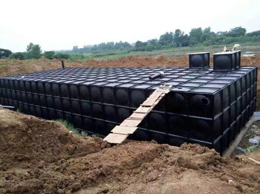 地埋式箱泵一体化厂家 安装简便