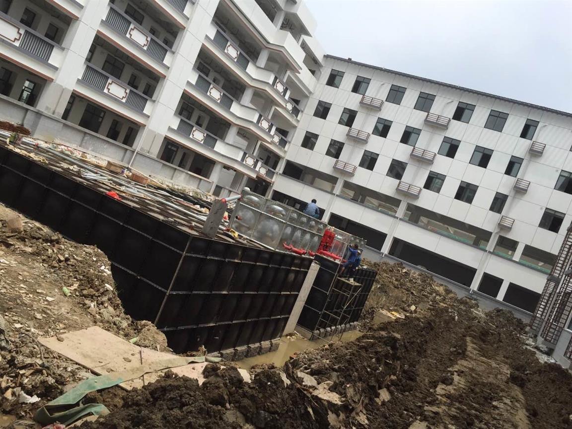 惠州地埋式消防水箱水池厂商 提供施工方案