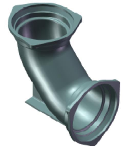 广元柔性铸铁管配件批发