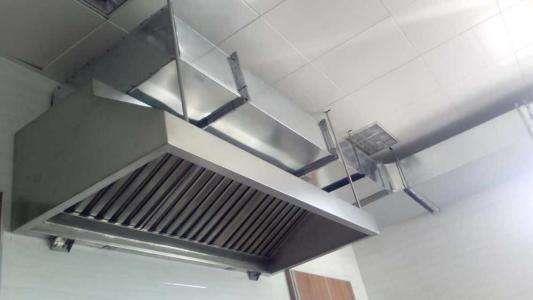 安陽廚房排煙管道