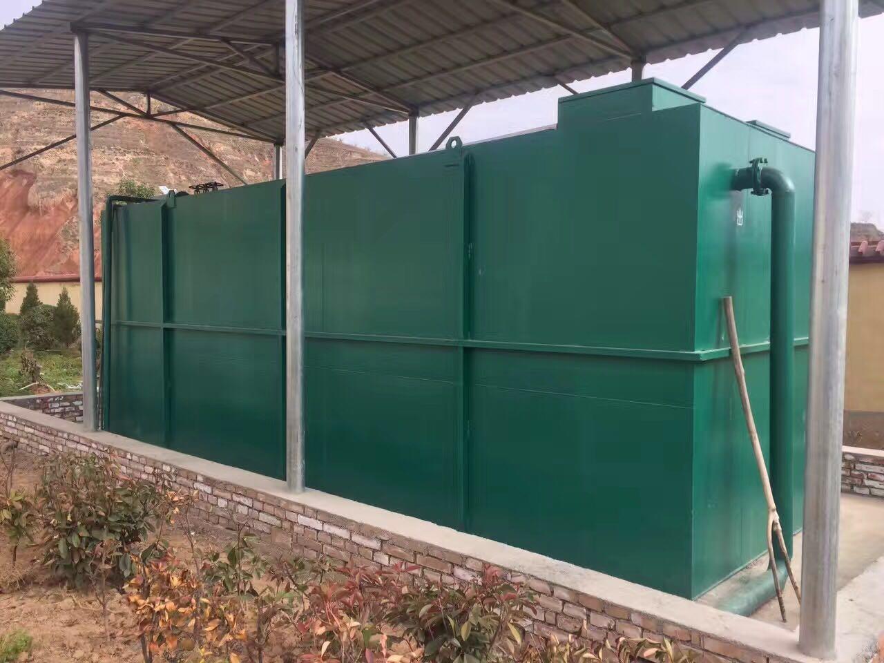 新乡地埋式污水处理设备公司