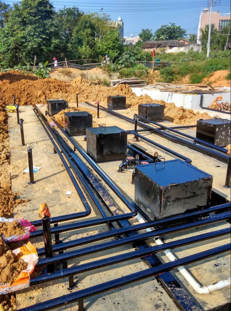 镇江地埋式污水处理设备厂家