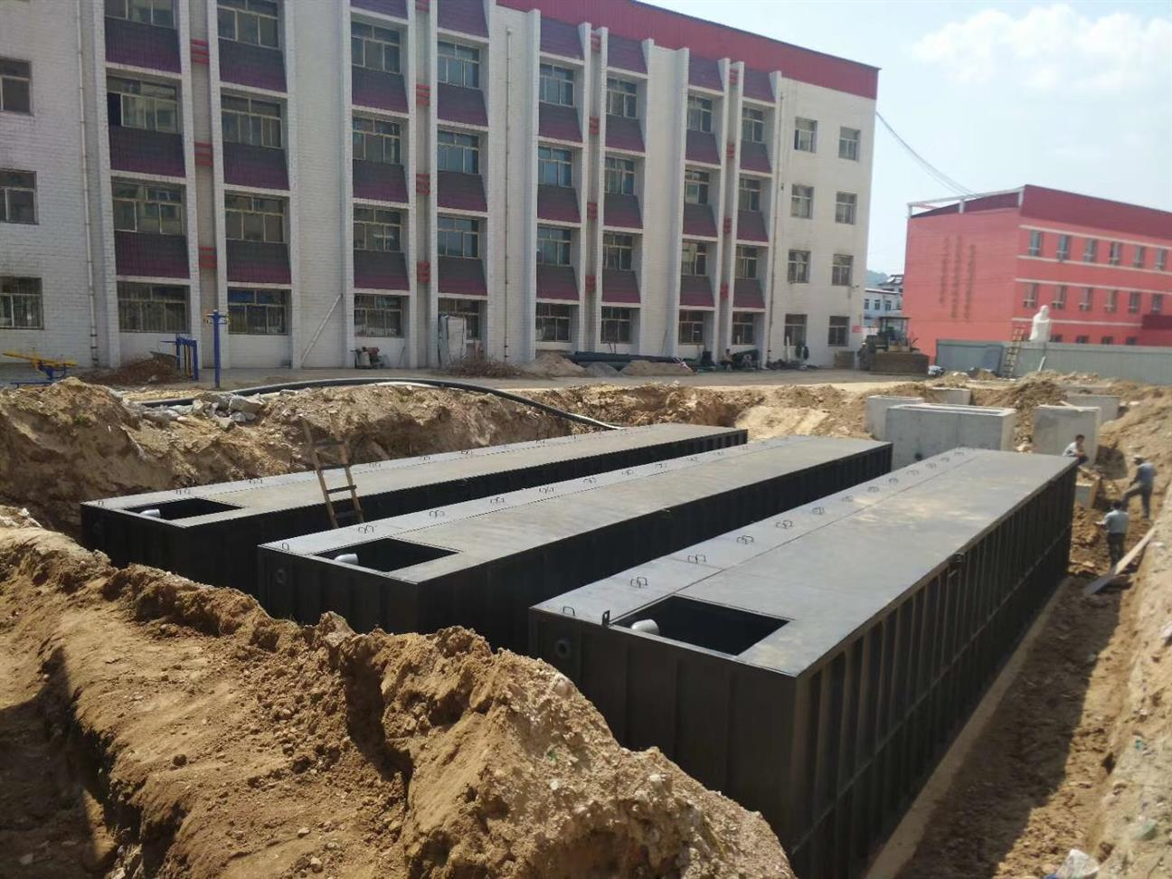 大连地埋式污水处理设备