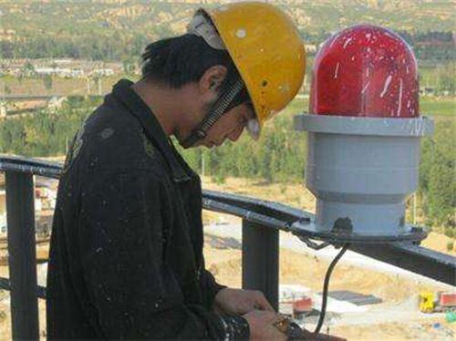 煙囪安裝更換航標燈公司