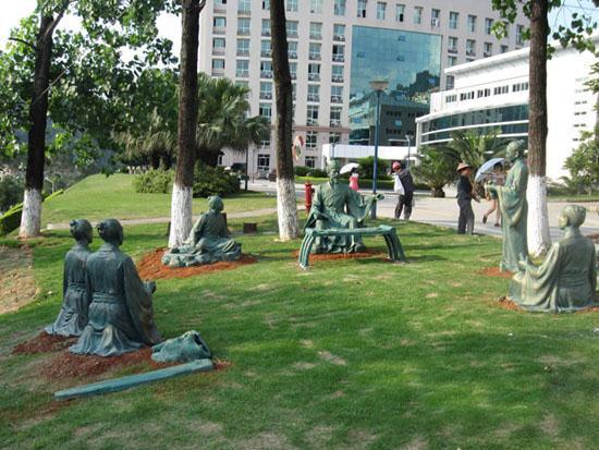 赣州肖像雕塑