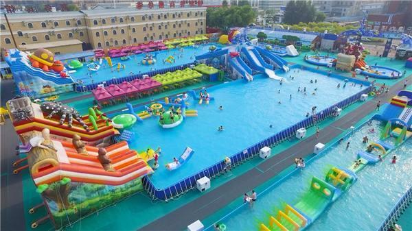 惠州水上乐园租赁公司