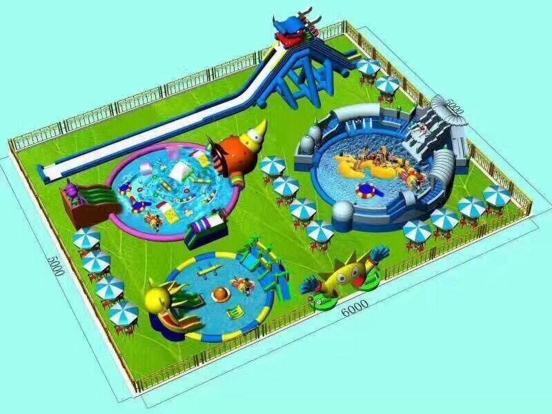 南京水上乐园活动方案