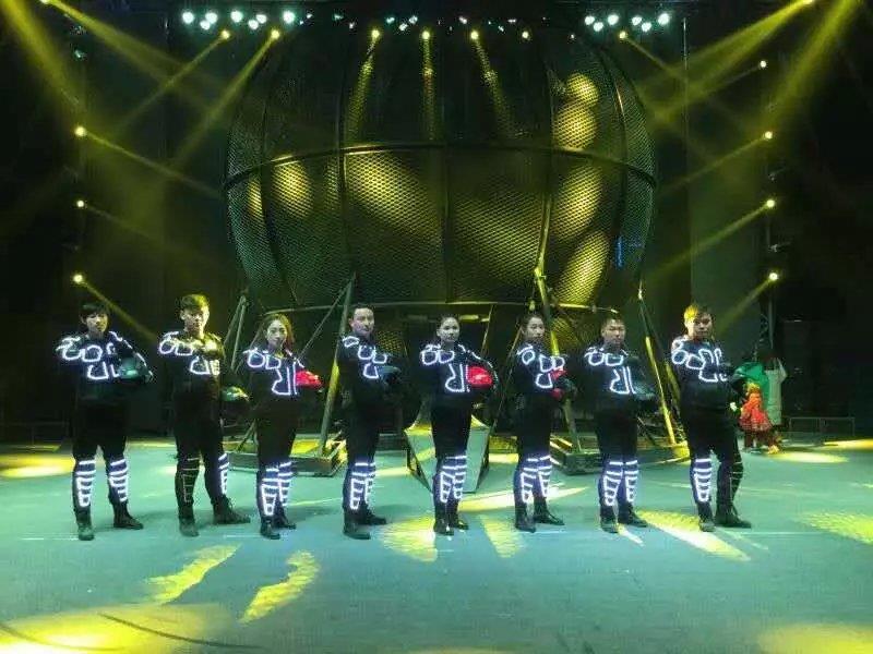 河南马戏团杂技表演全国表演