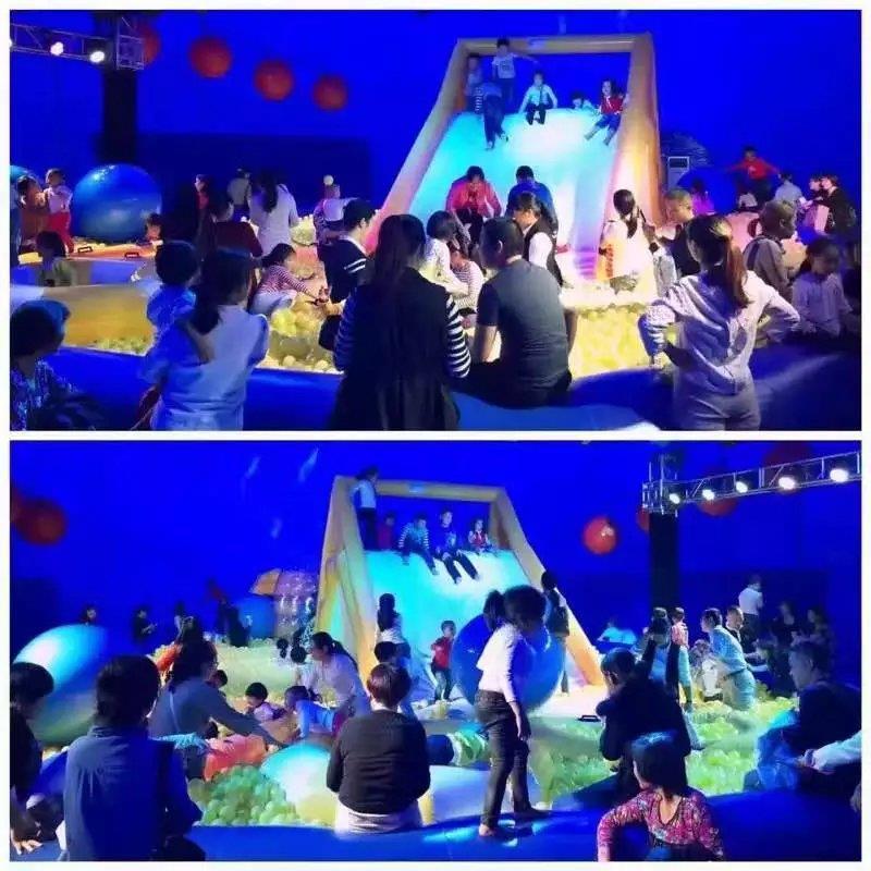 贺州透明鲸鱼岛乐园主题展览