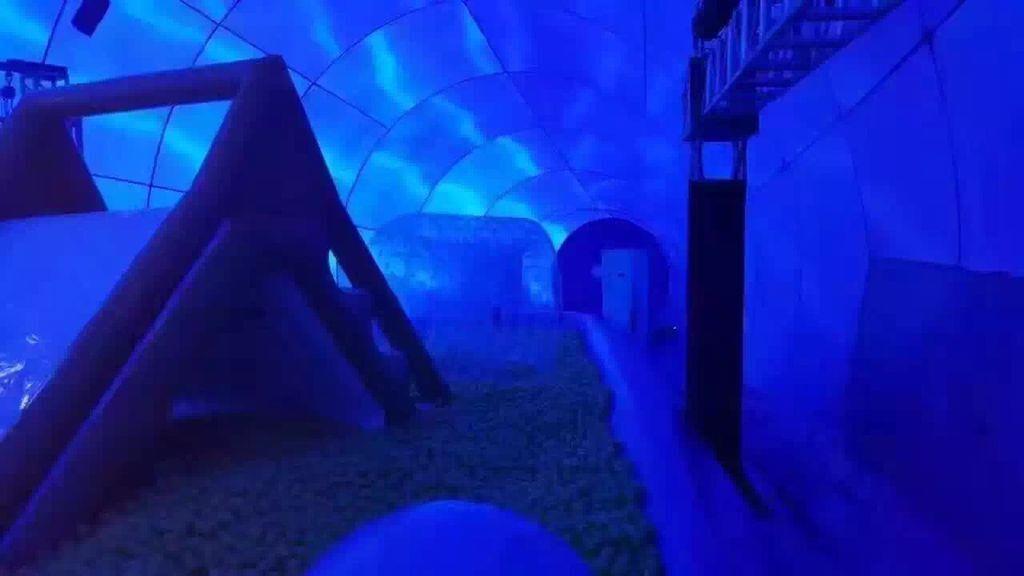 珠海透明鲸鱼岛乐园设备厂家