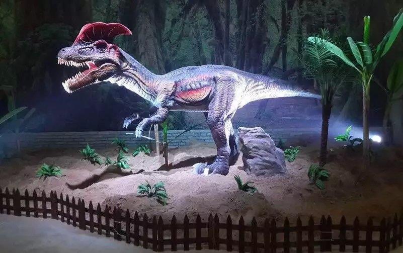 淮北恐龙模型预定优惠