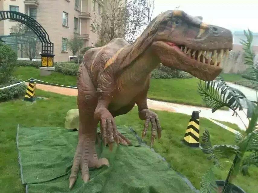 渭南恐龙模型制作厂家