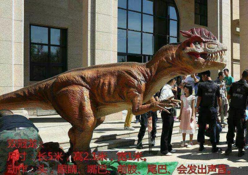 巴彦淖尔恐龙模型预定优惠