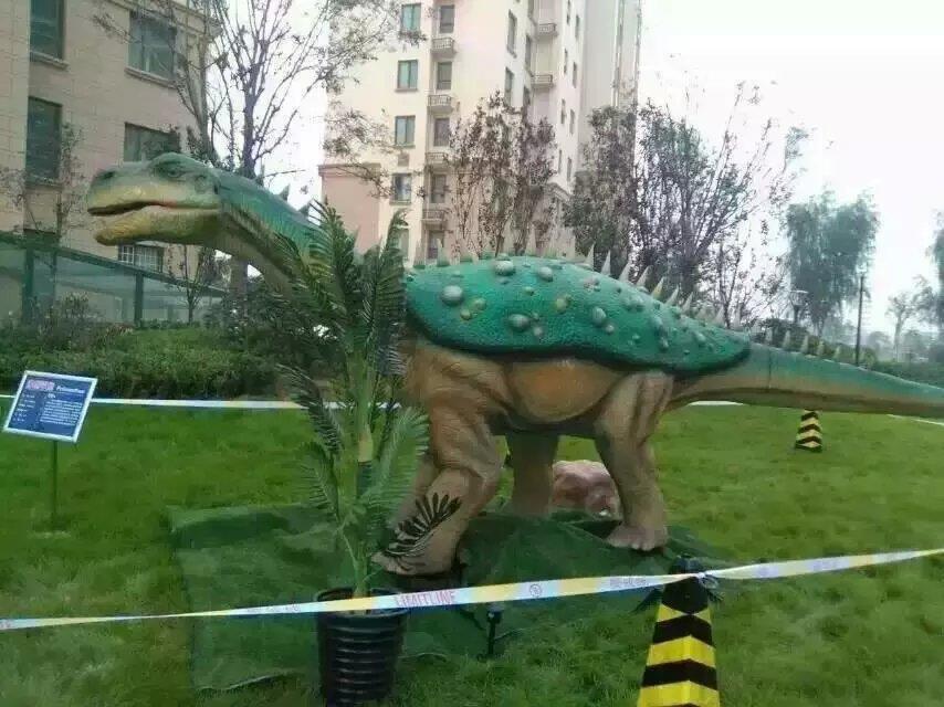 莱芜恐龙模型生产