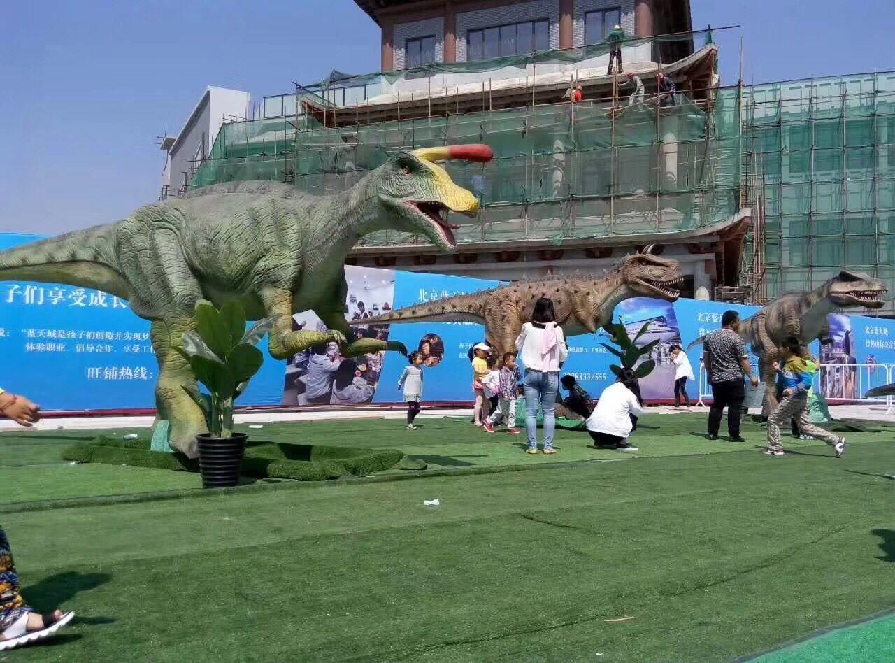 大连恐龙模型费用