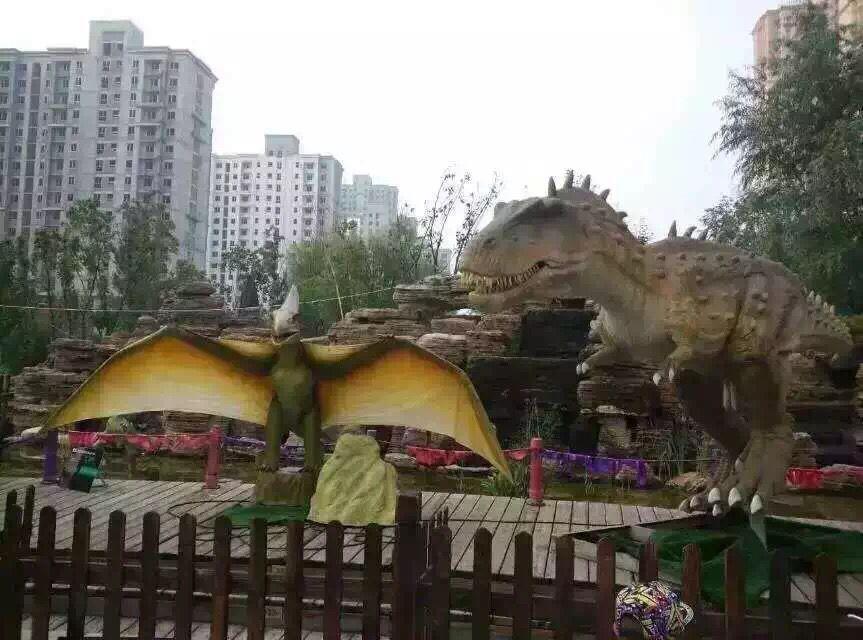 济宁恐龙模型价格