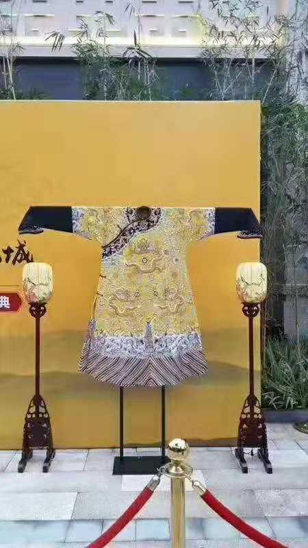 盐城龙袍玉玺展览道具出租