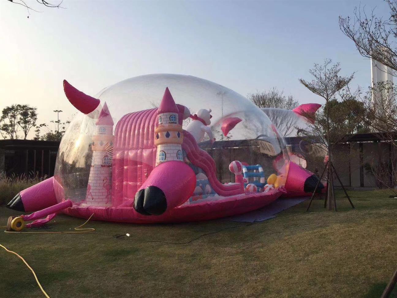 湖州粉萌萌猪猪乐园活动方案