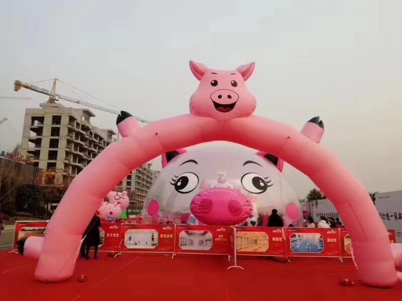 益阳粉萌萌猪猪乐园出租出售价格