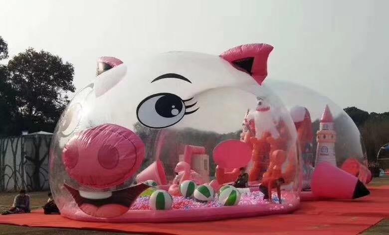张家界粉萌萌猪猪乐园活动方案