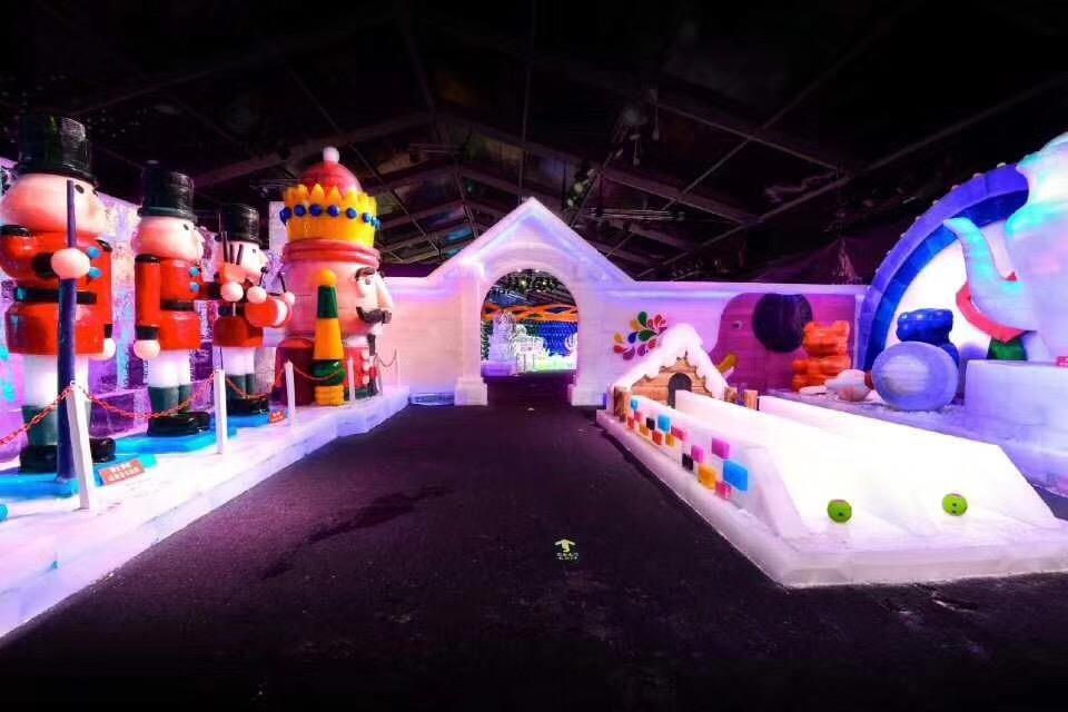 温州冰雕展活动方案