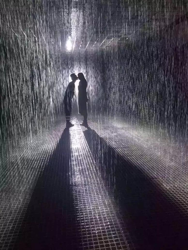 郑州雨屋雨屋艺术装置公司