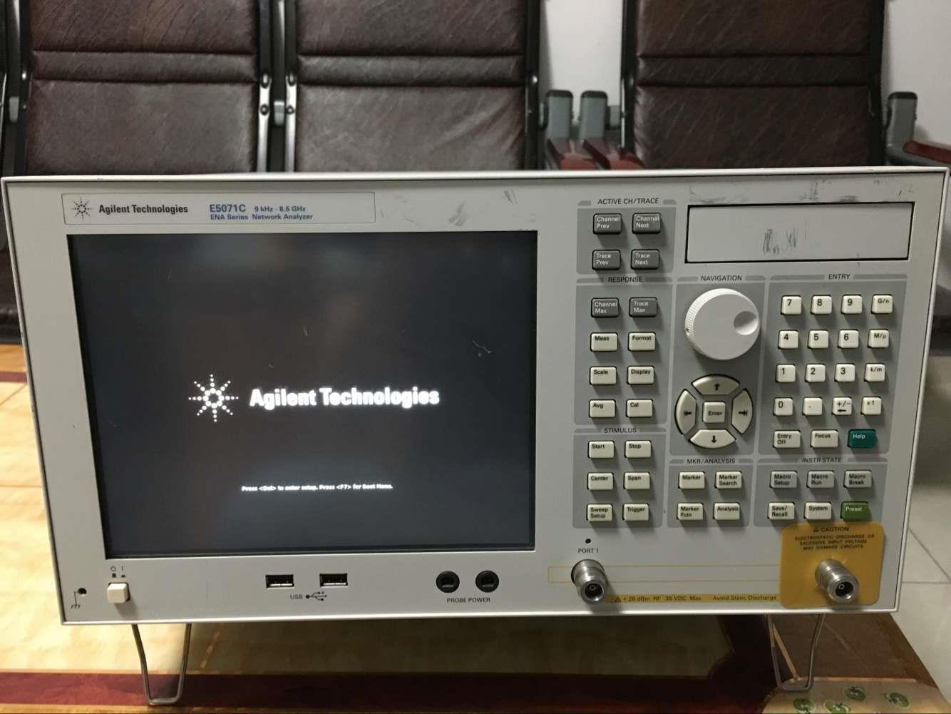*維修Agilent E5061A網絡分析儀 歡迎在線咨詢