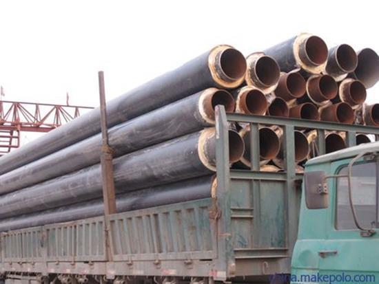供暖專用聚氨酯保溫鋼管廠