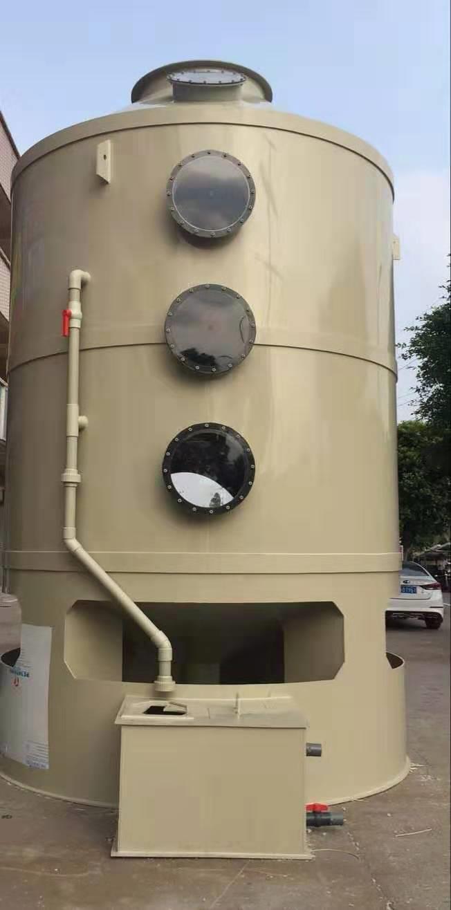 茂名不锈钢喷淋塔