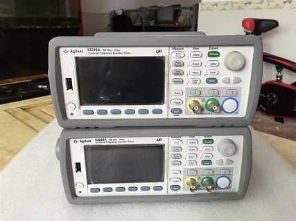 收購工廠二手儀器頻率計Keysight53132A 浙江收購工廠頻率計Agilent53230A
