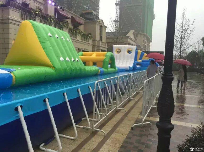 郑州水上闯关儿童主题道具出租