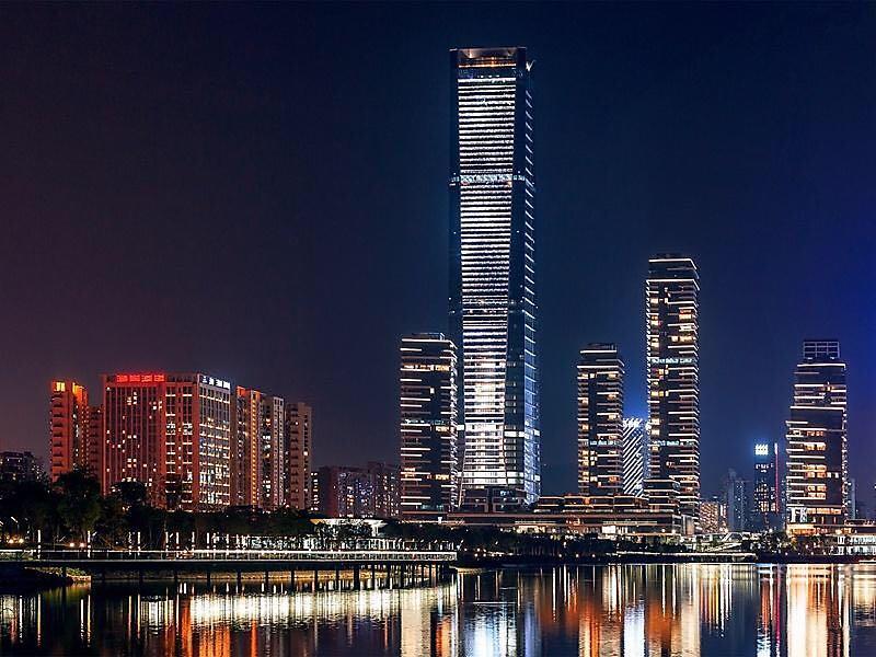 深圳灣一號寫字樓租賃中心