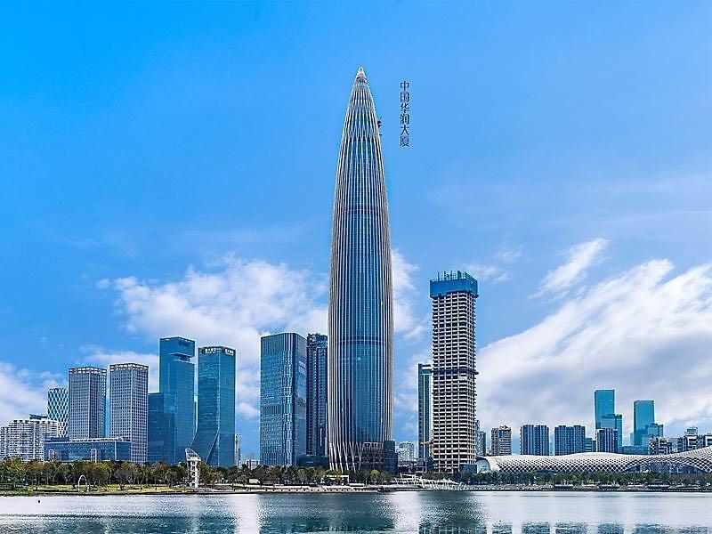 中國華潤大廈寫字樓出租
