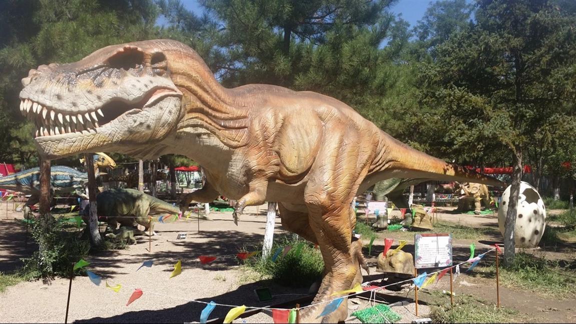 吉林大型恐龙出租报价