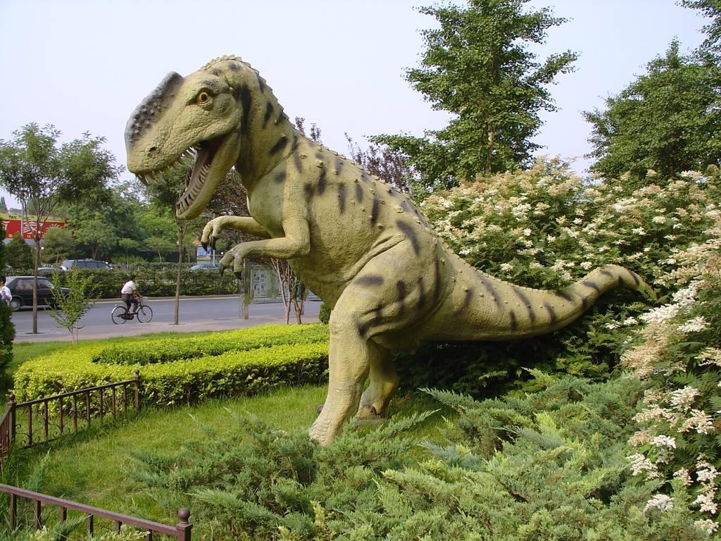 昆明大型恐龙活动方案
