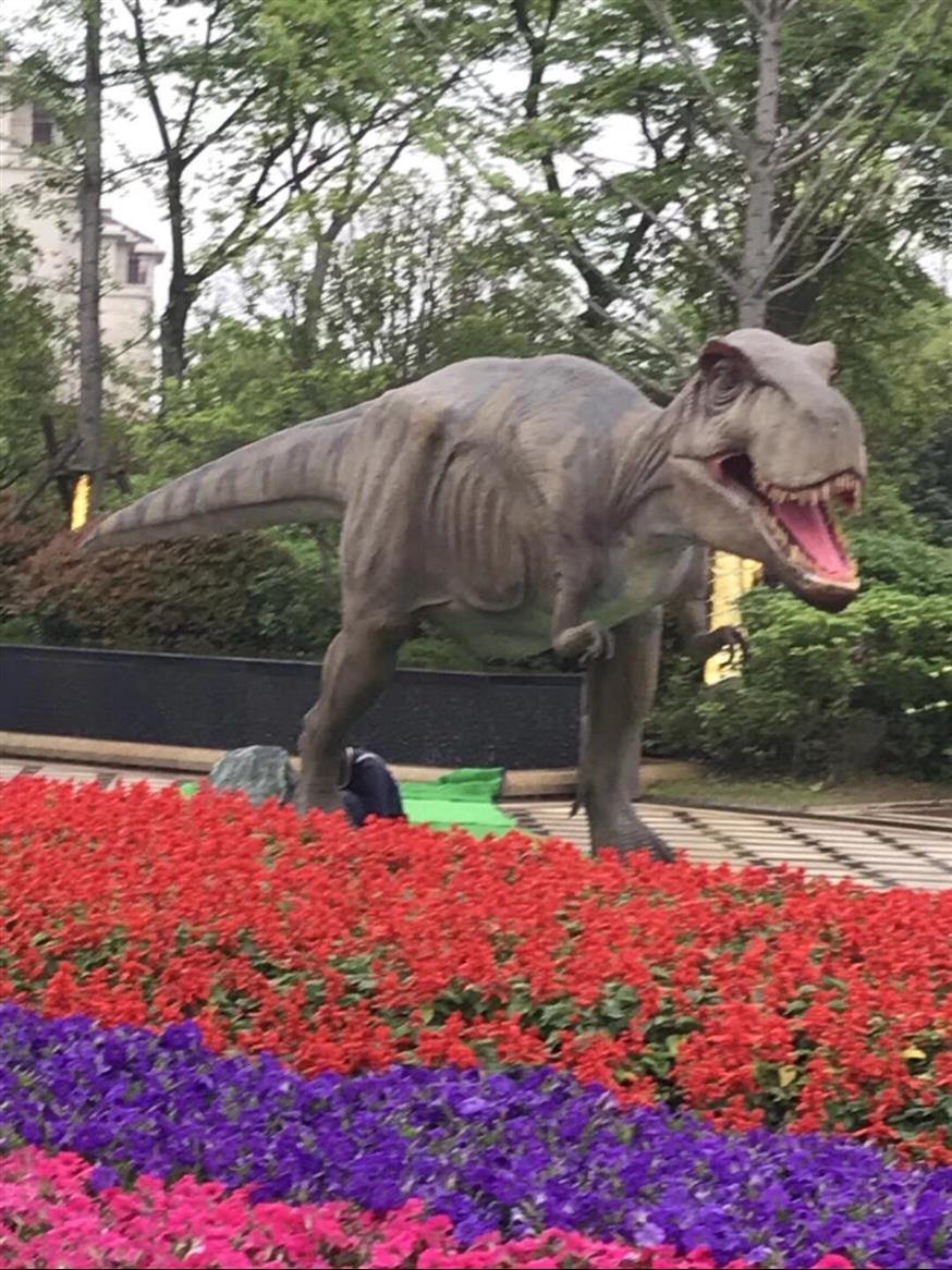 东莞仿真恐龙租赁价格