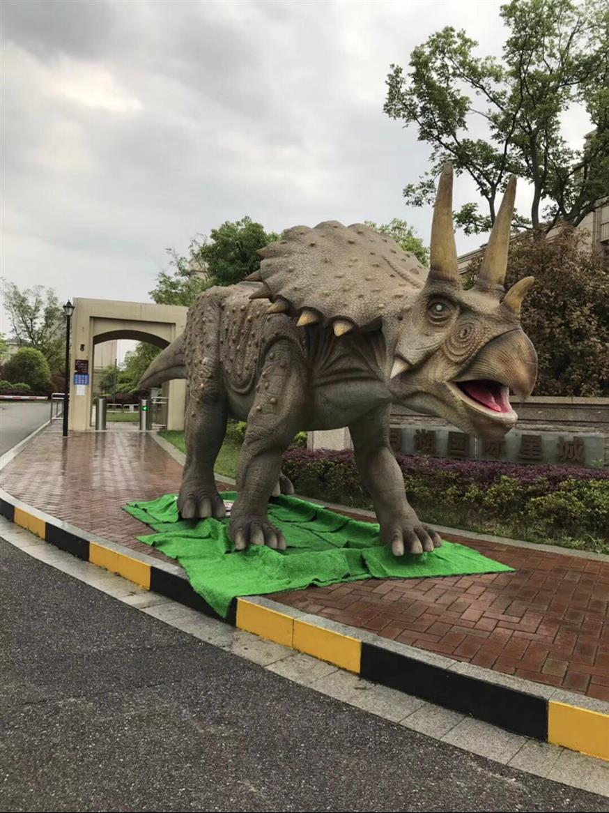邢台仿真恐龙租赁