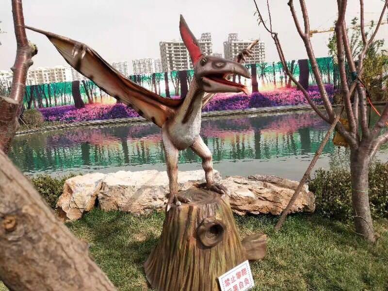 北京仿真恐龙出租报价