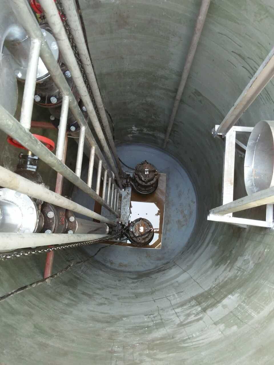 滁州一体化PE预制泵站安装简便
