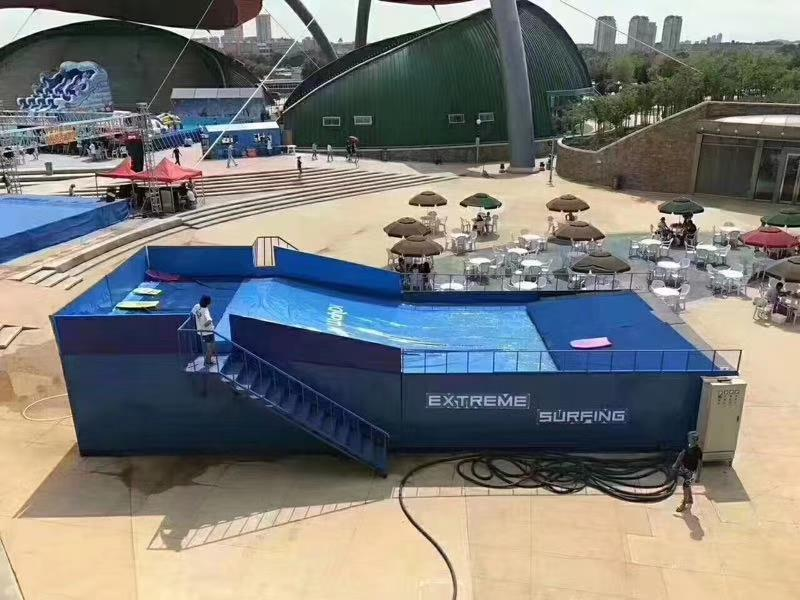 宣城水上乐园水上冲浪模拟器租赁